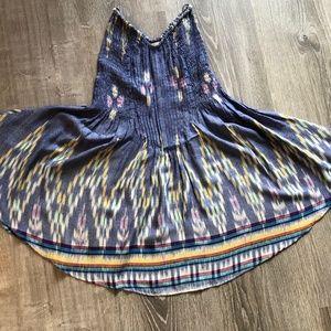 Indah Strapless Wren Dress